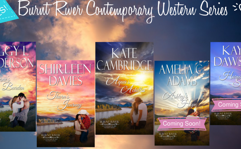 The New Burnt River Contemporary Western Romance Series Giveaway