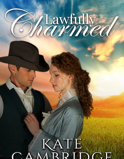 Lawfully Charmed, a Sweet Western Historical Romance in the new Hero Hearts Series is Live on Amazon!